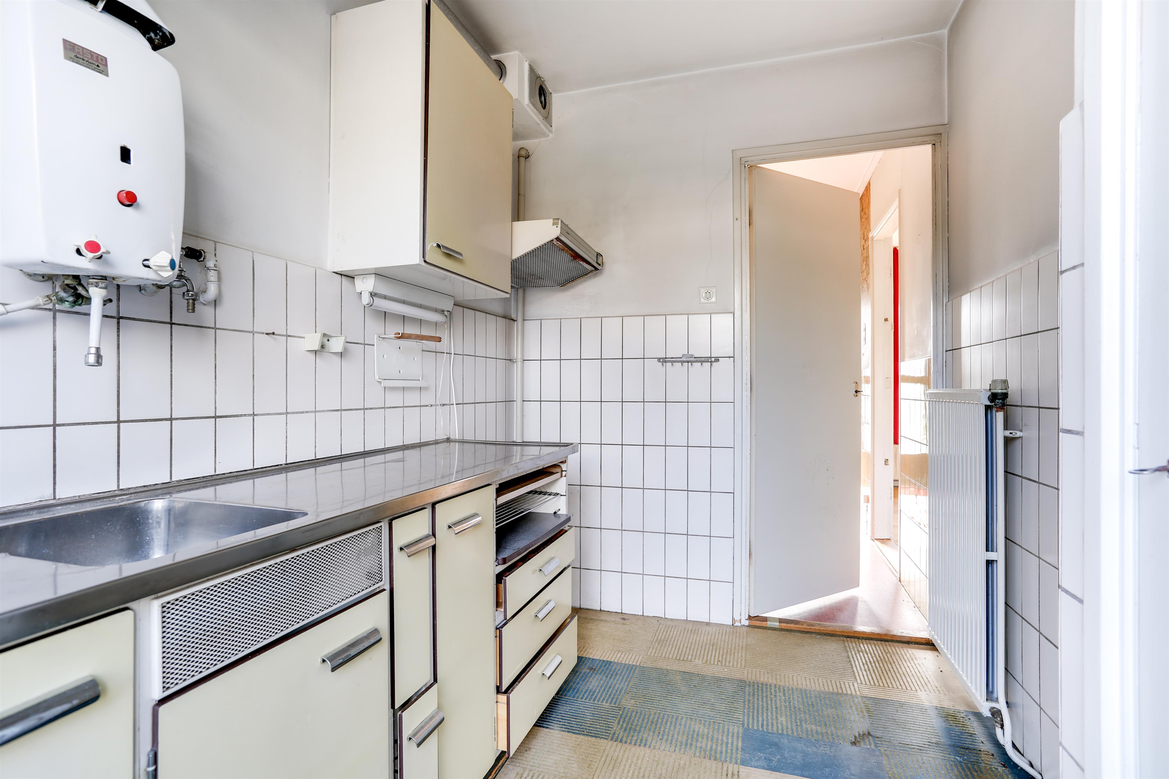 Te koop irenestraat 23 halfweg hoekstra en van eck m r makelaar - Functionele badkamer ...