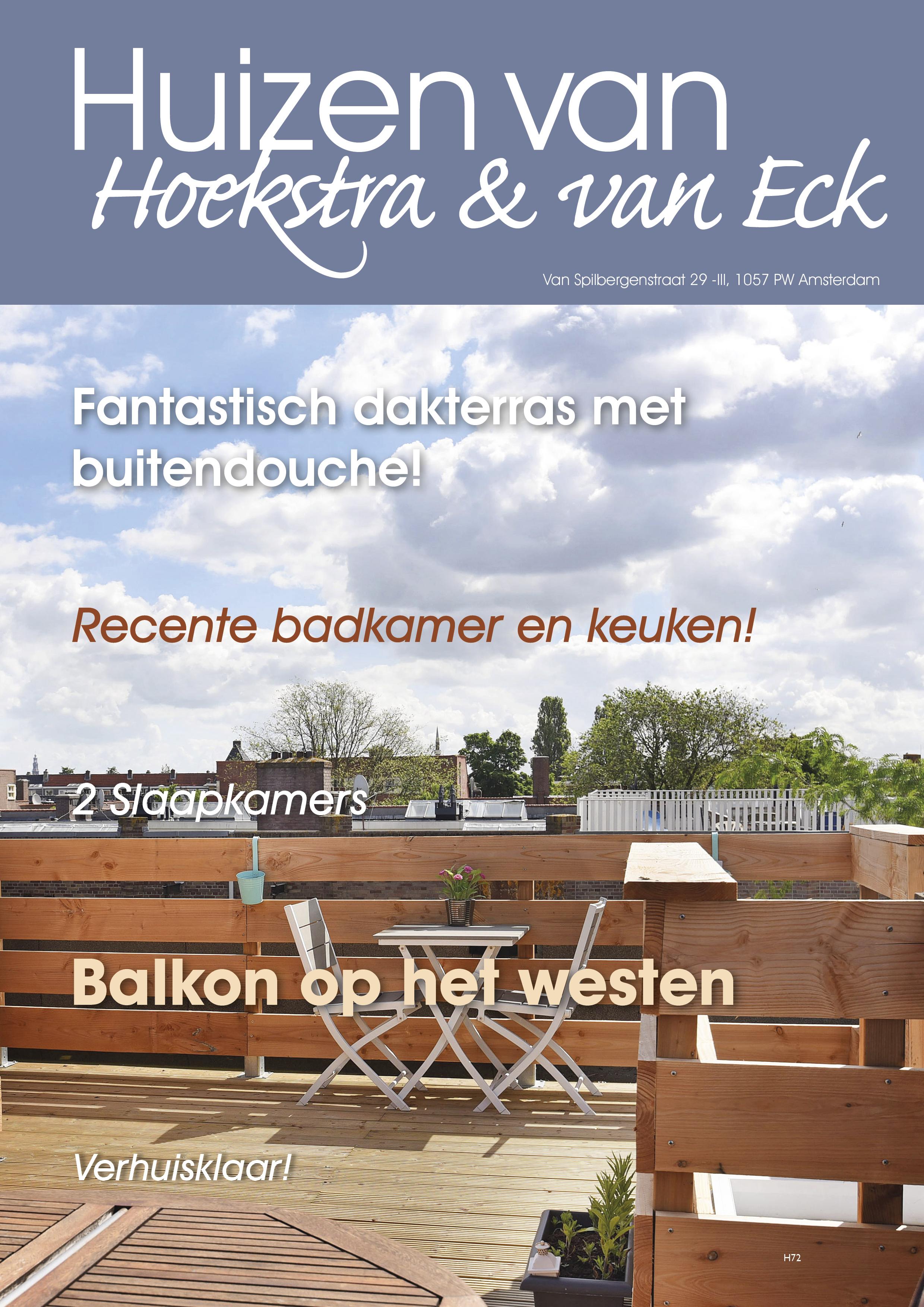 te koop van spilbergenstraat 29 iii amsterdam hoekstra en van