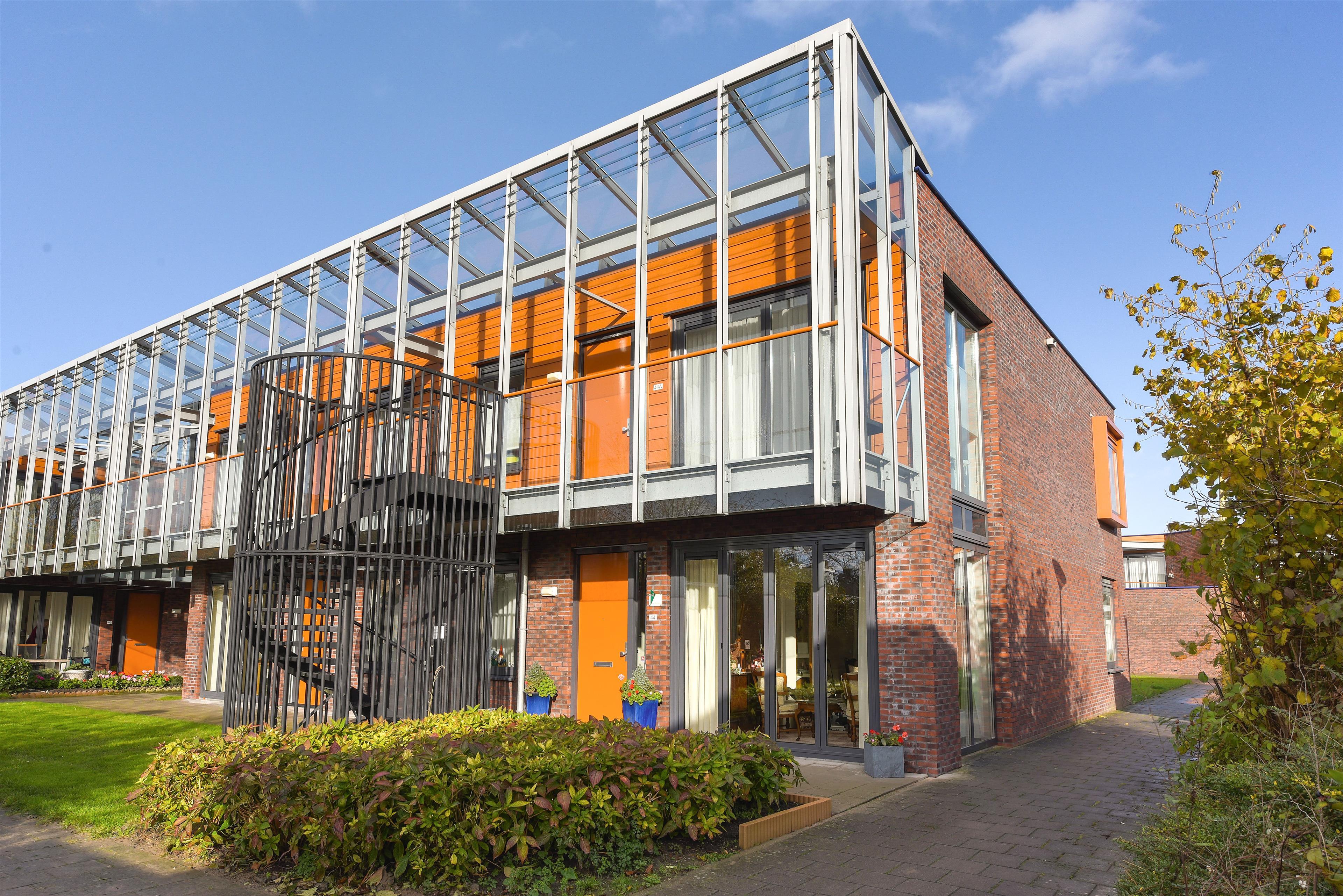 Extreem Te koop: Florastraat 44a, Blokker - Hoekstra en van Eck IU56