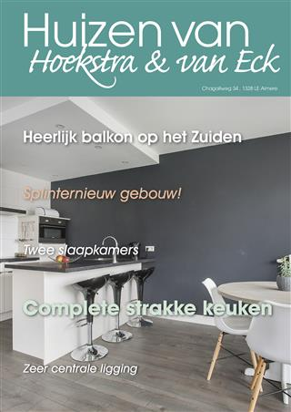Huis verkopen in Almere - Hoekstra en van Eck - Méér makelaar Chagallweg 10 Almere