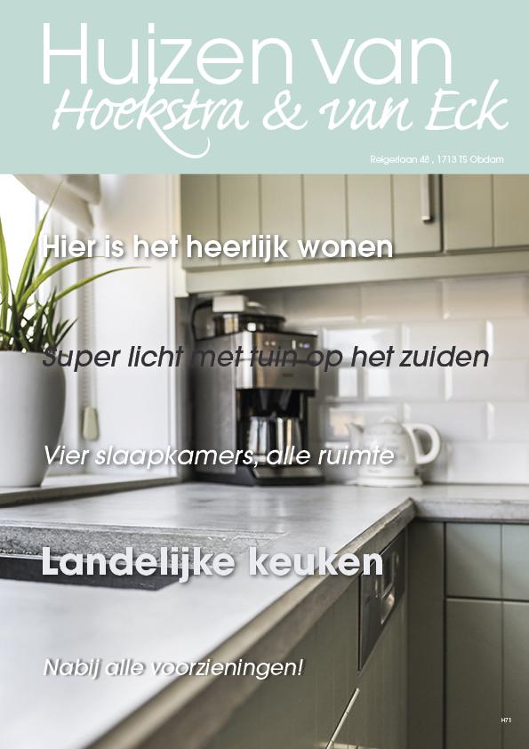 Te koop: Reigerlaan 48, Obdam - Hoekstra en van Eck - Méér makelaar