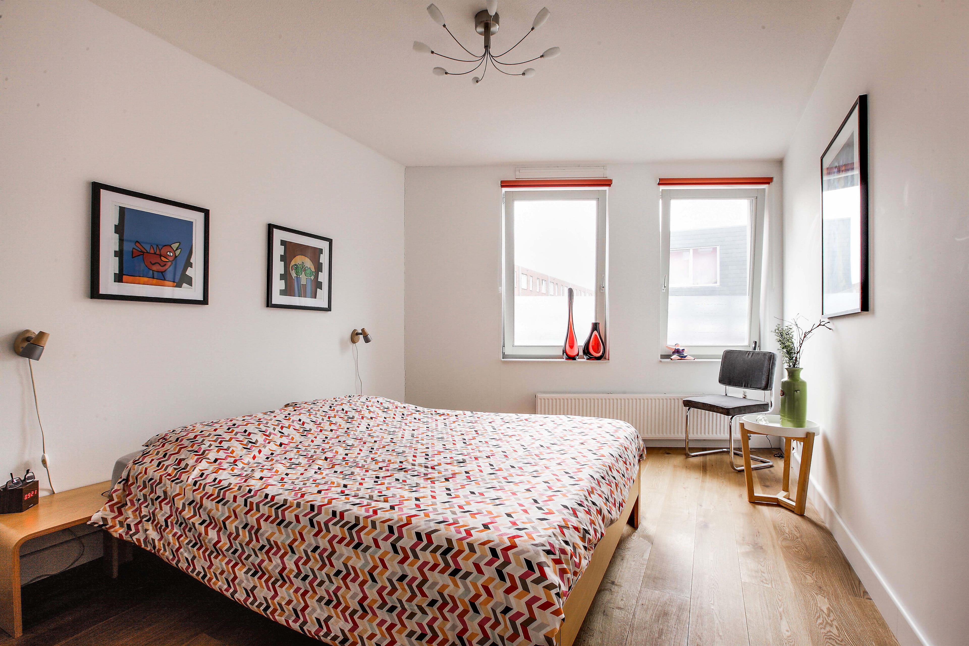 Rolgordijnen Slaapkamer 55 : Te koop peltenburgstraat haarlem hoekstra en van eck