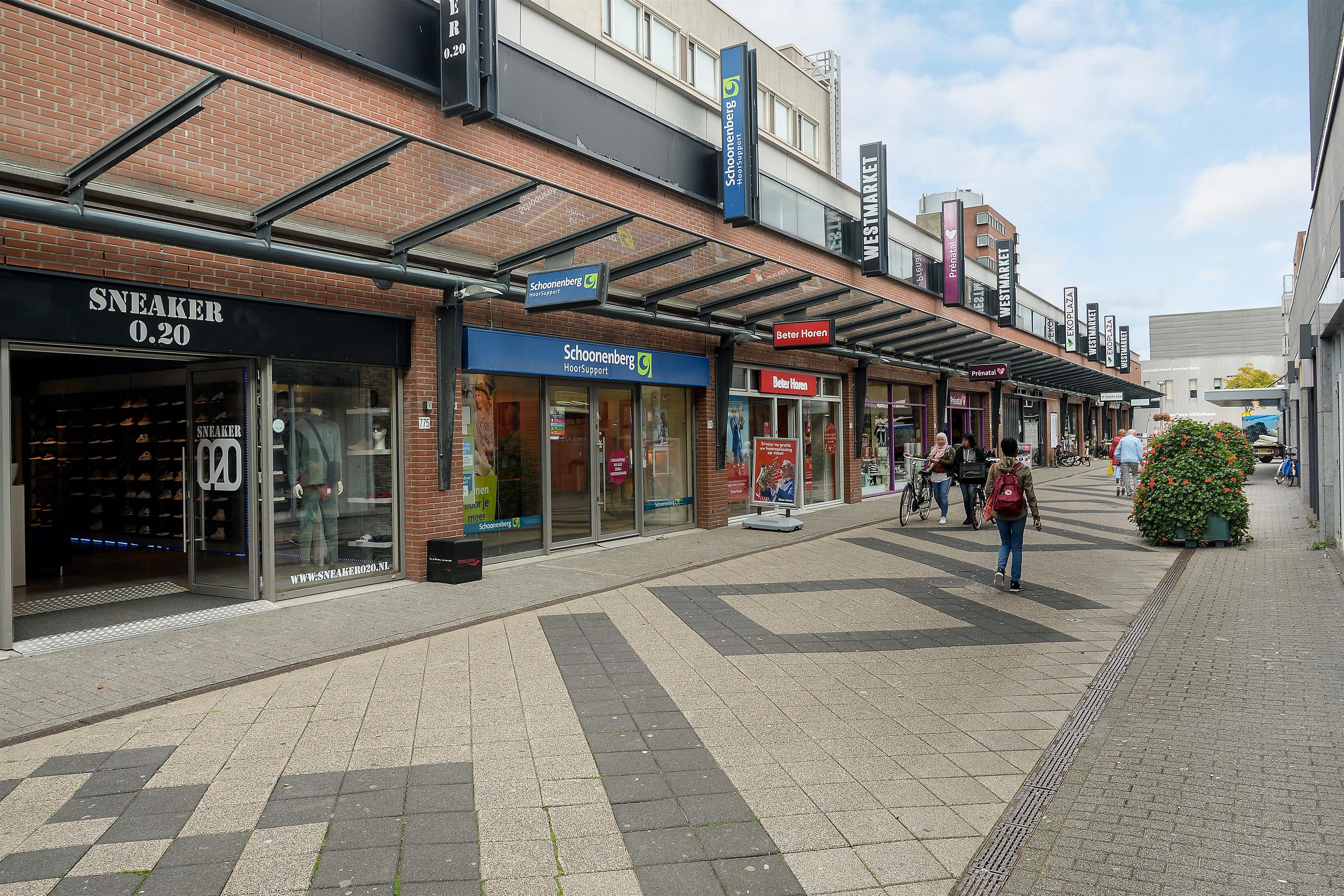 Te Koop S F Van Ossstraat 94 Amsterdam Hoekstra En Van Eck