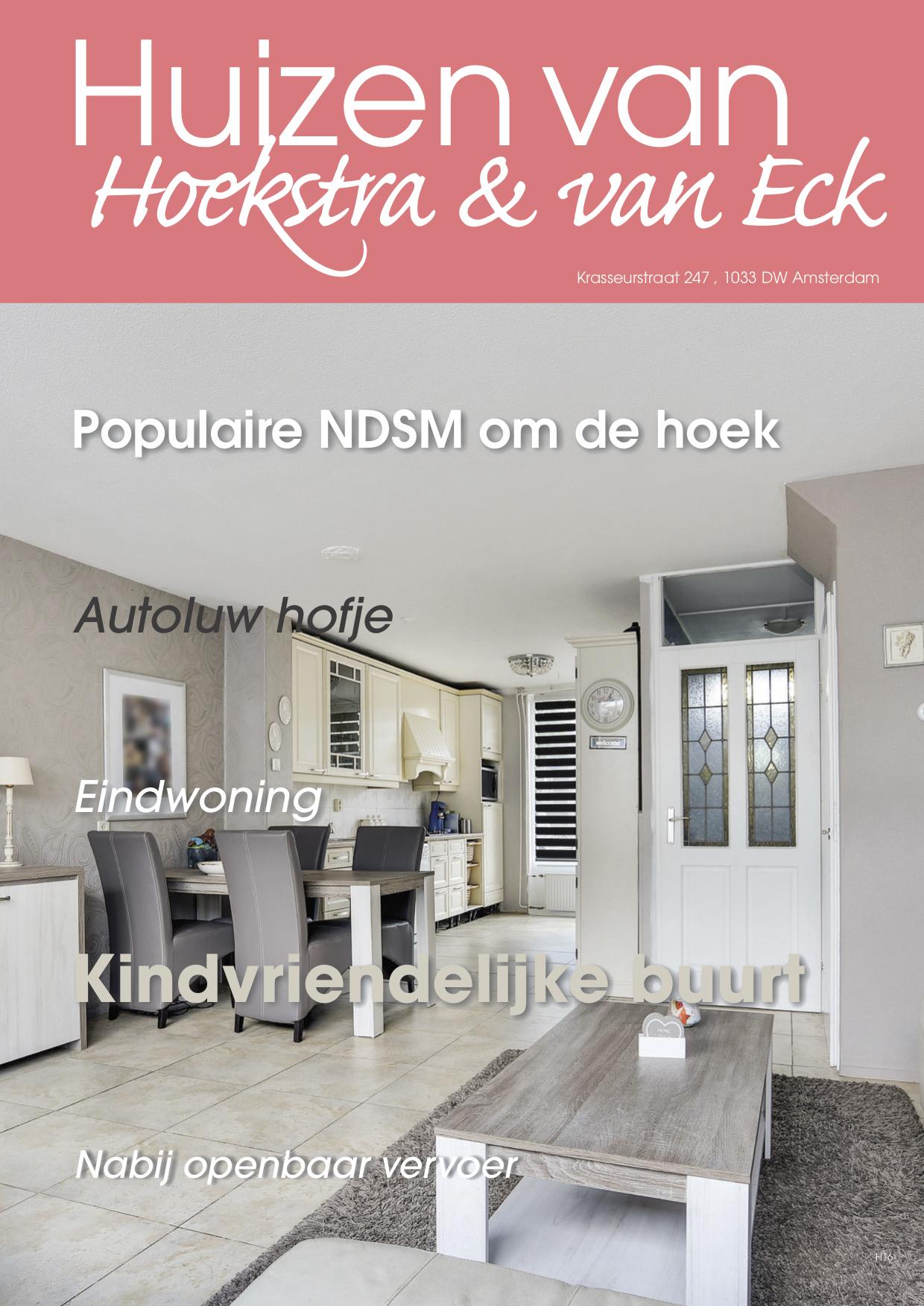 Krasseurstraat 247 1033 Dw Amsterdam