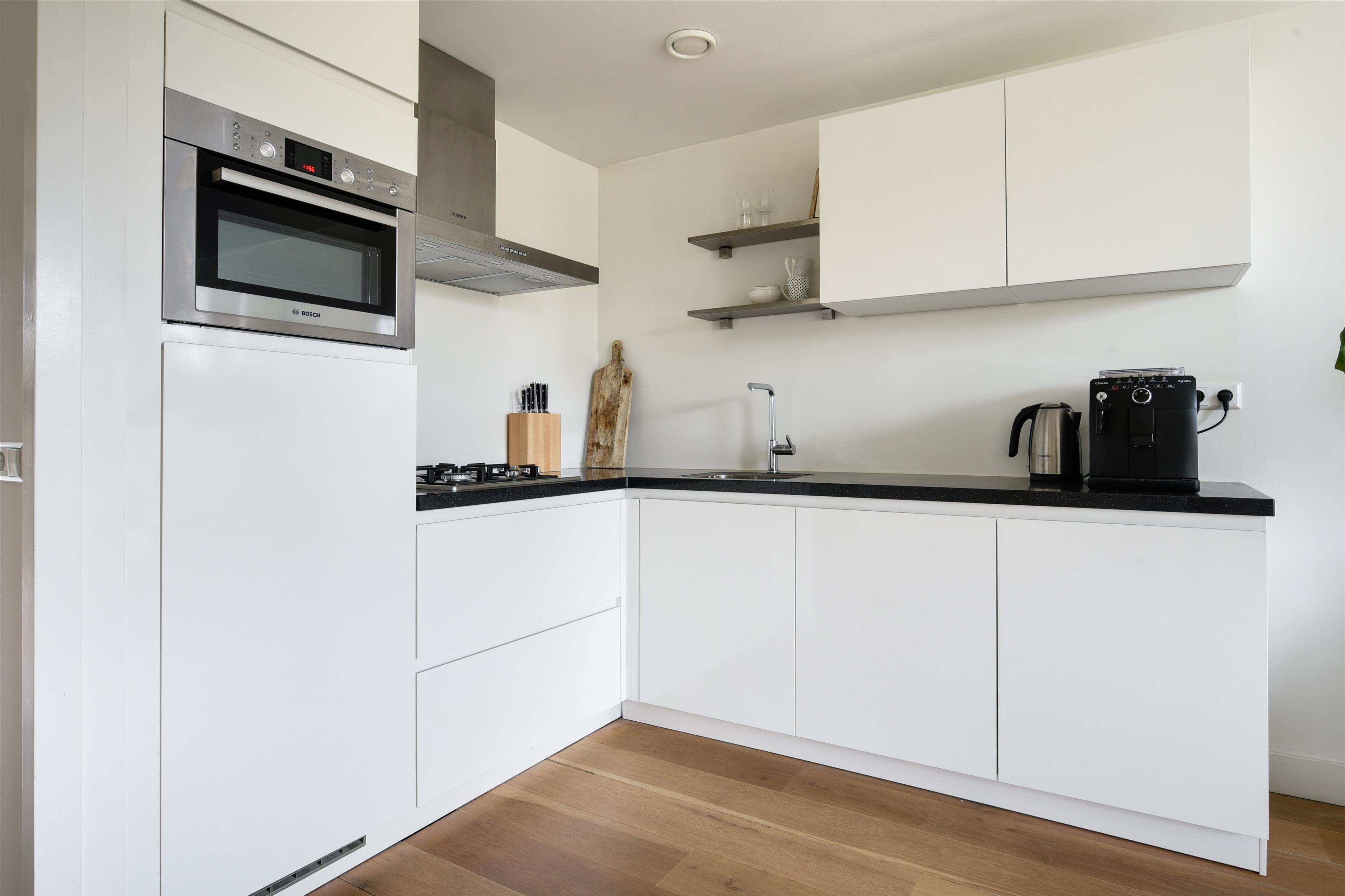Moderne Open Keukens : Moderne open keuken met spoel cyamidtracker