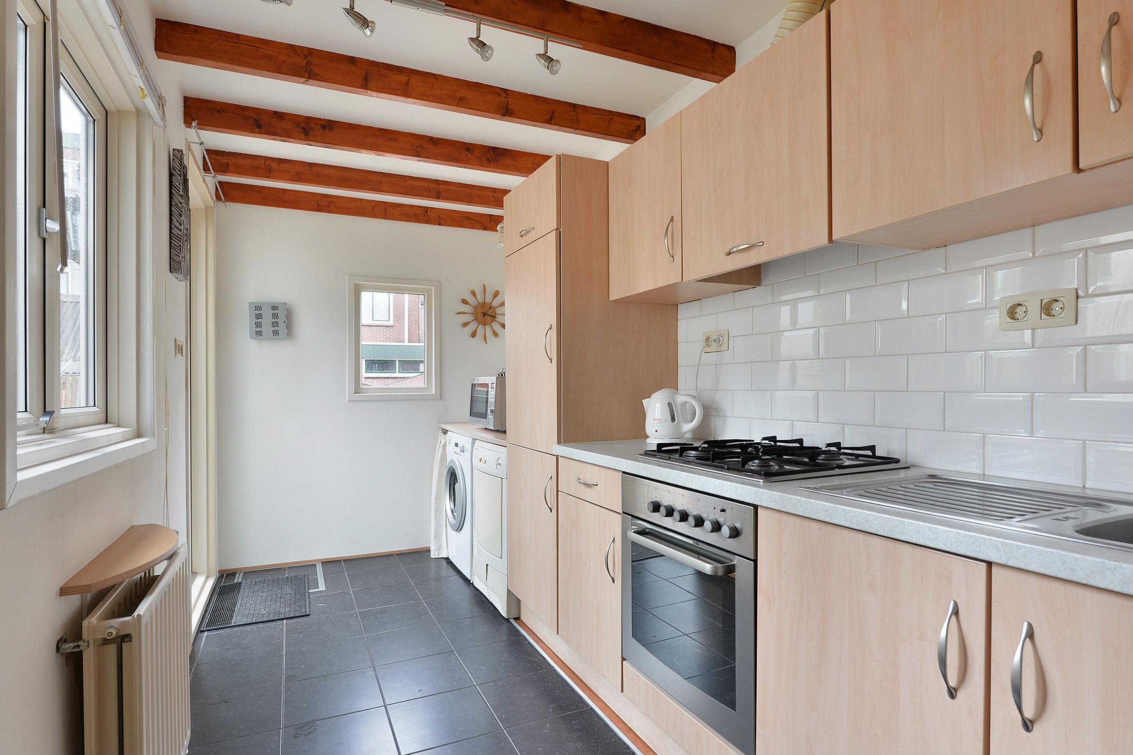 Glazen Achterwand Keuken Zaandam : Te koop Czaar Peterstraat 78, Zaandam Hoekstra en van
